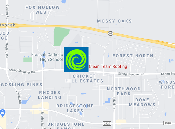 Get Directions To Clean Team Roofing